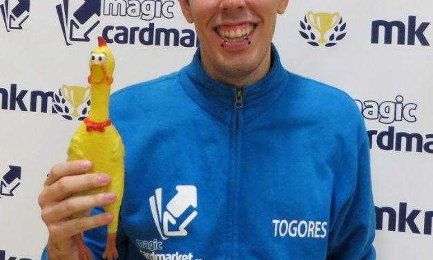 Video Feature Match: Quarterfinal – Rodrigo Togores vs. Mikael Linden