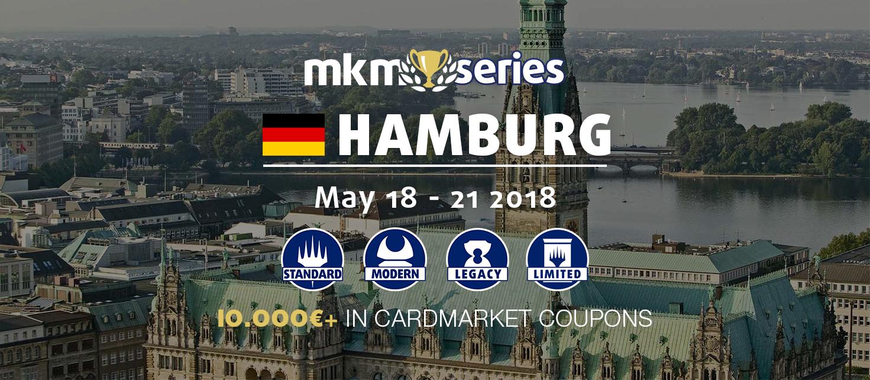 MKM Series Hamburg 2018
