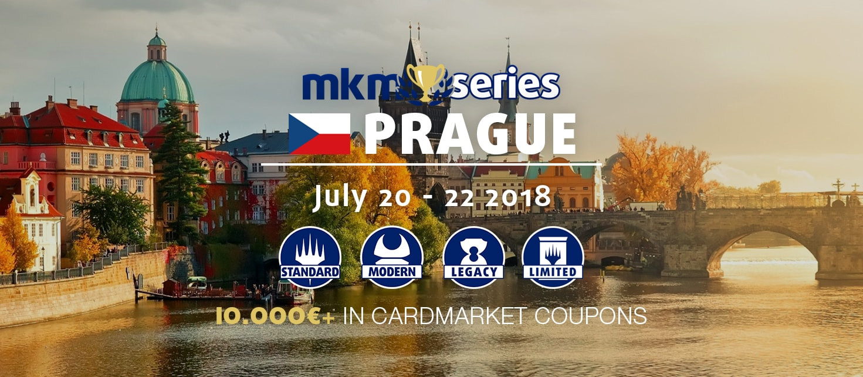 MKM Series Prague 2018