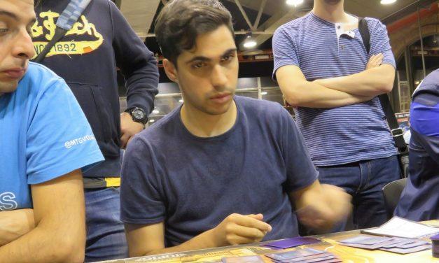 Quarterfinal: Tristan Pölzl vs. Daniel Ballestin