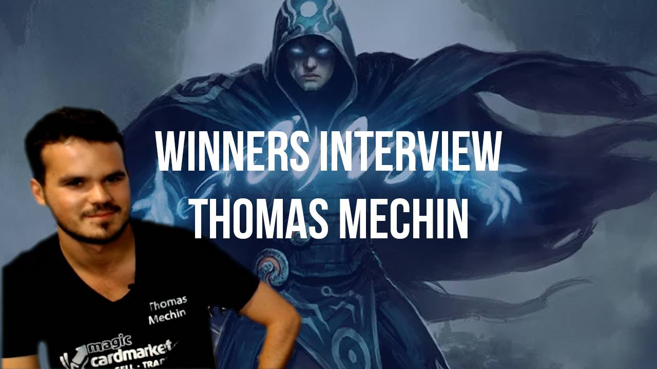 Video Interview: Modern Winner Thomas Mechin