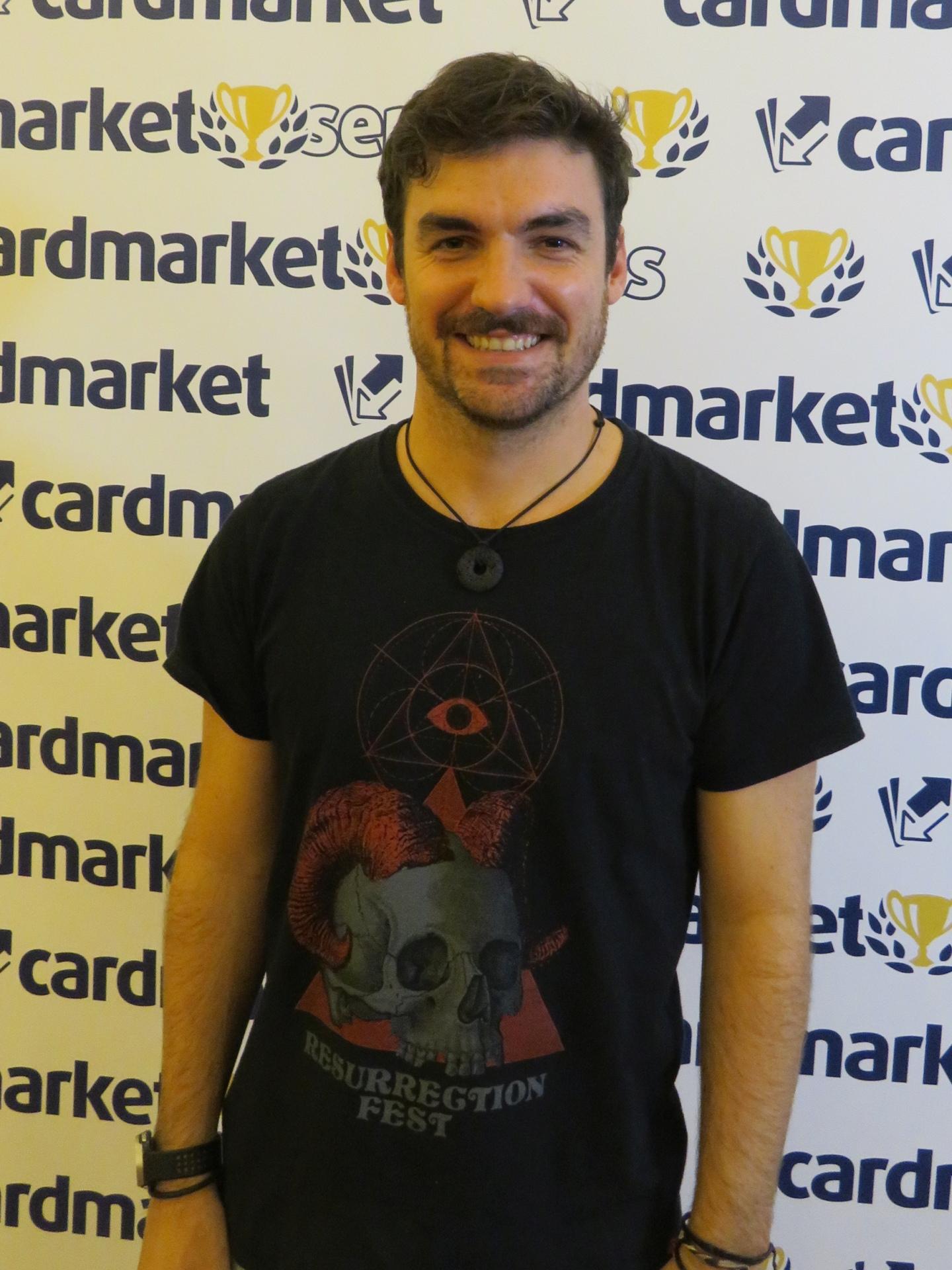 Joel Lusarreta