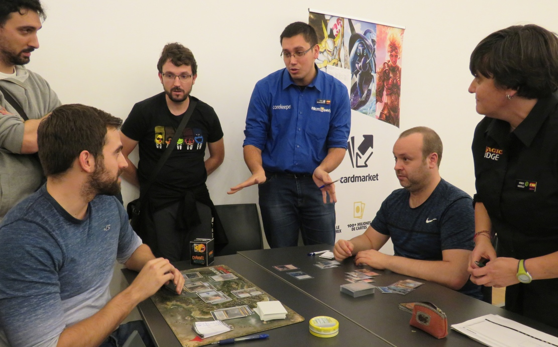 Previously at the Cardmarket Series: Limited in Zaragoza