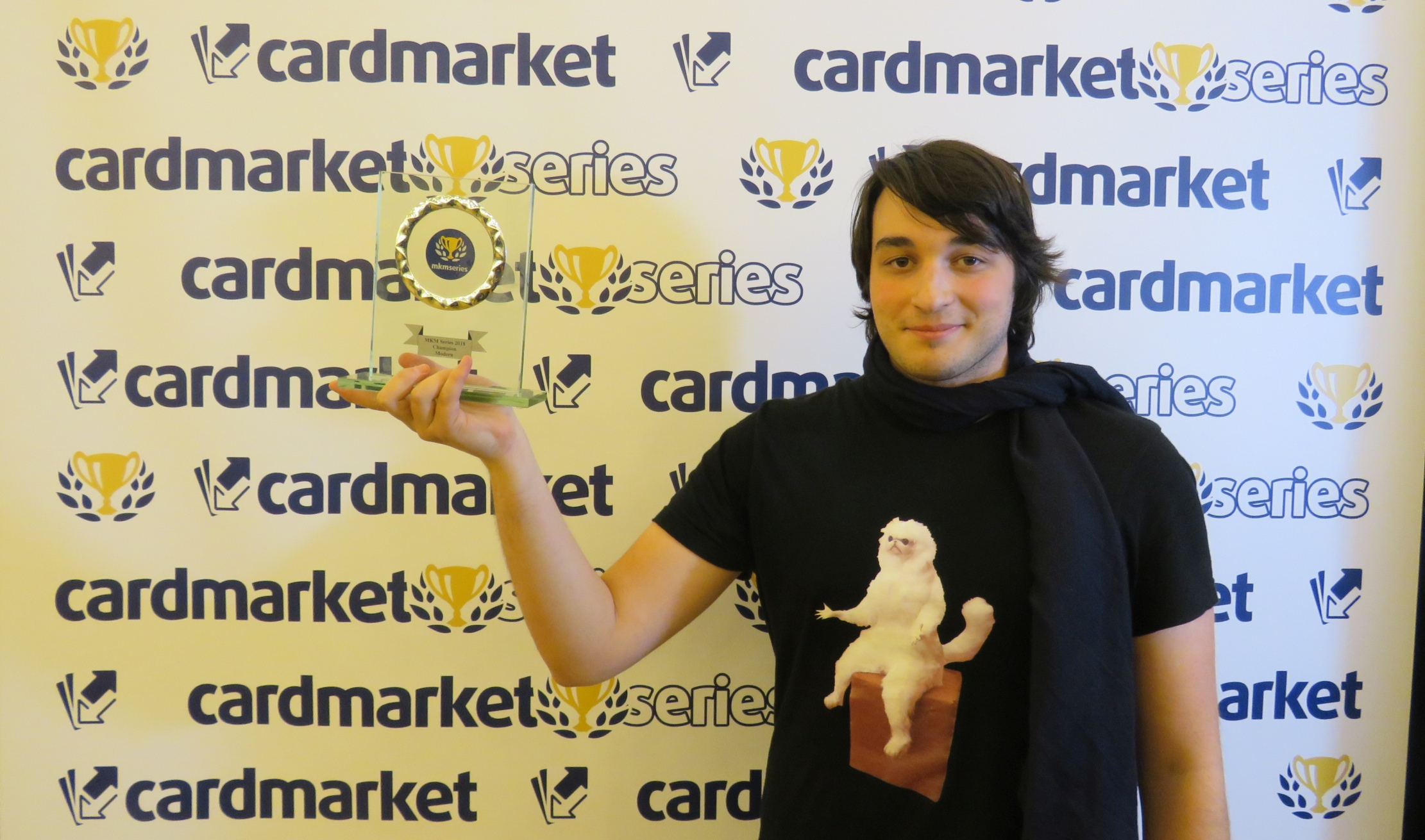 Previously at the Cardmarket Series: Modern in Zaragoza