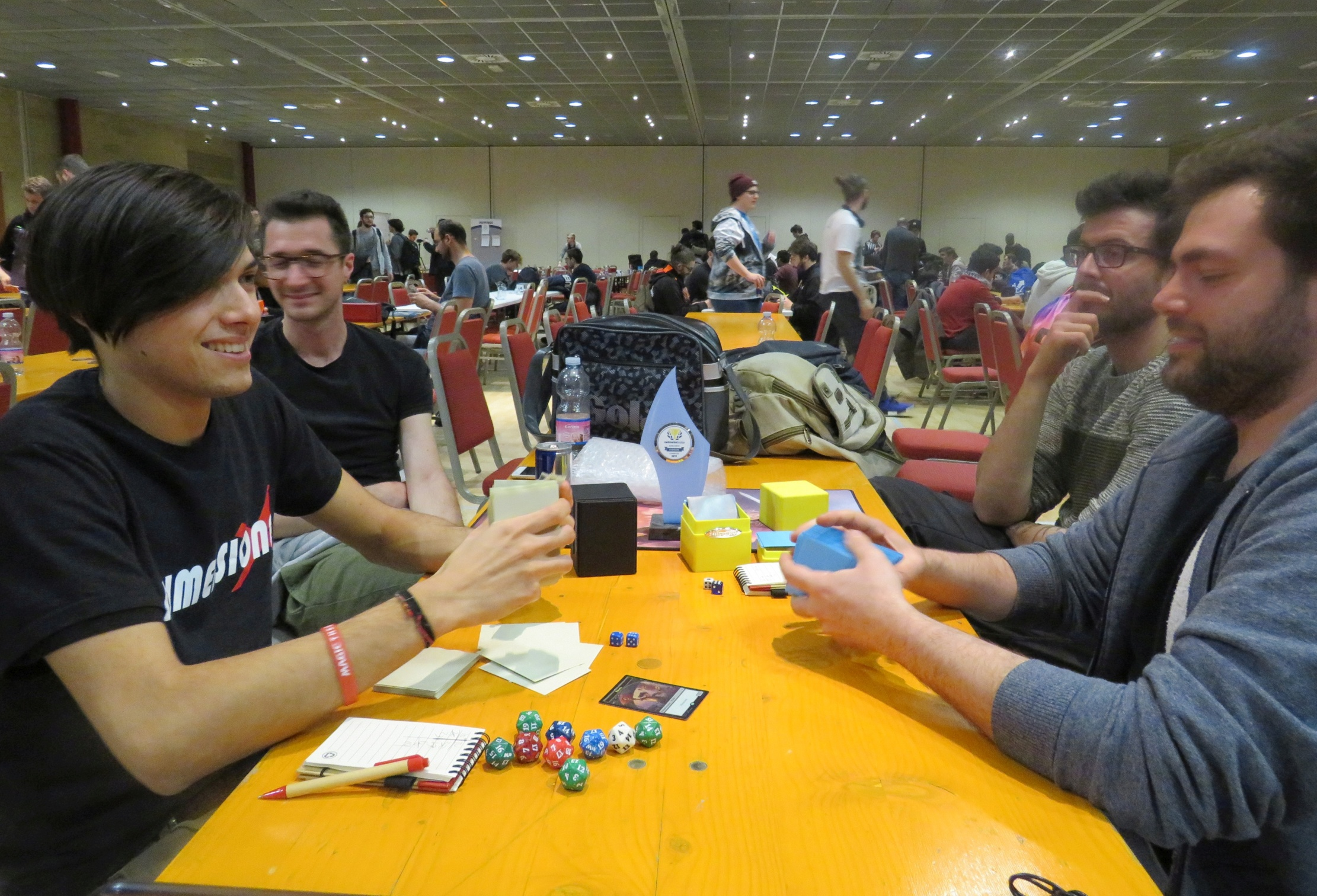 Previously at the Cardmarket Series: Standard in Bologna