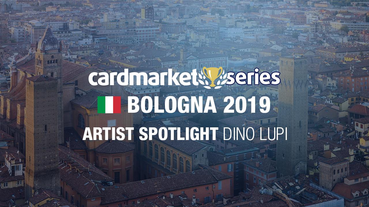 Artist Spotlight: Dino Lupi