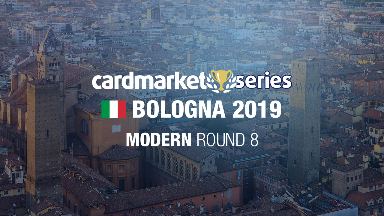 Round 8 Video Feature Match: Bergodi vs. Cacciamani