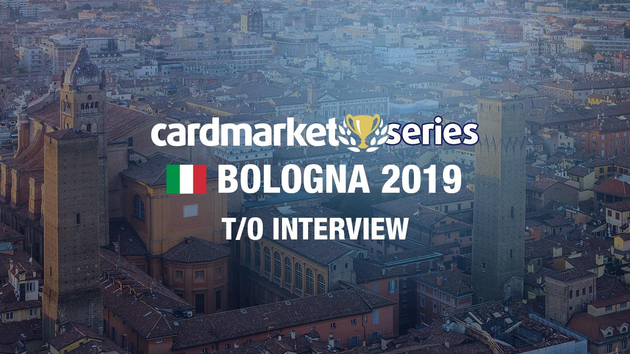 Video Interview: Danilo Cavalieri