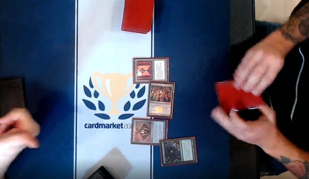Previously at the Cardmarket Series: Modern in Bologna