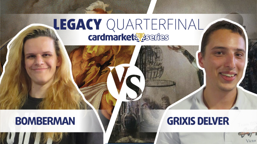 Quarterfinal Video Feature Match: Demoget vs. Lavialle