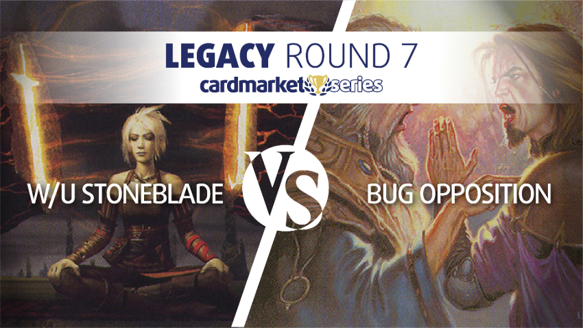Round 7 Video Feature Match: Valentin vs. Canali