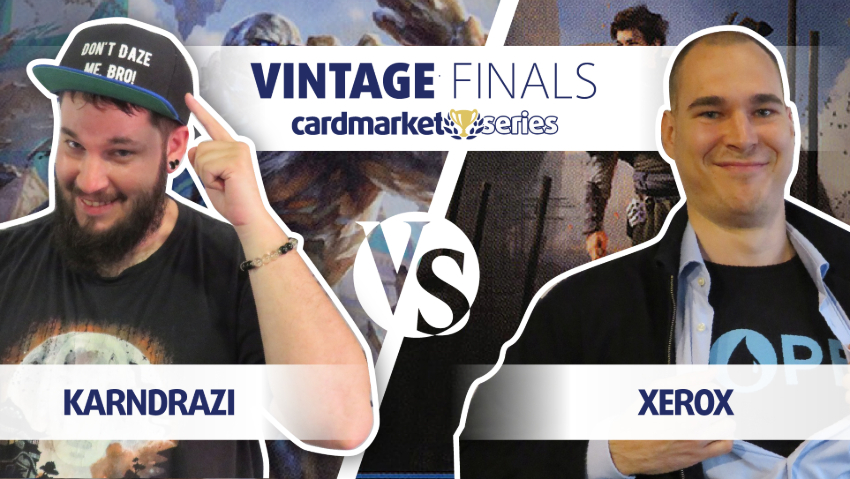 Vintage Finals Video Feature Match: Ridoux vs. Turan