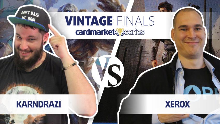 Vintage Finals Video Feature Match: Ridoux vs. Turan
