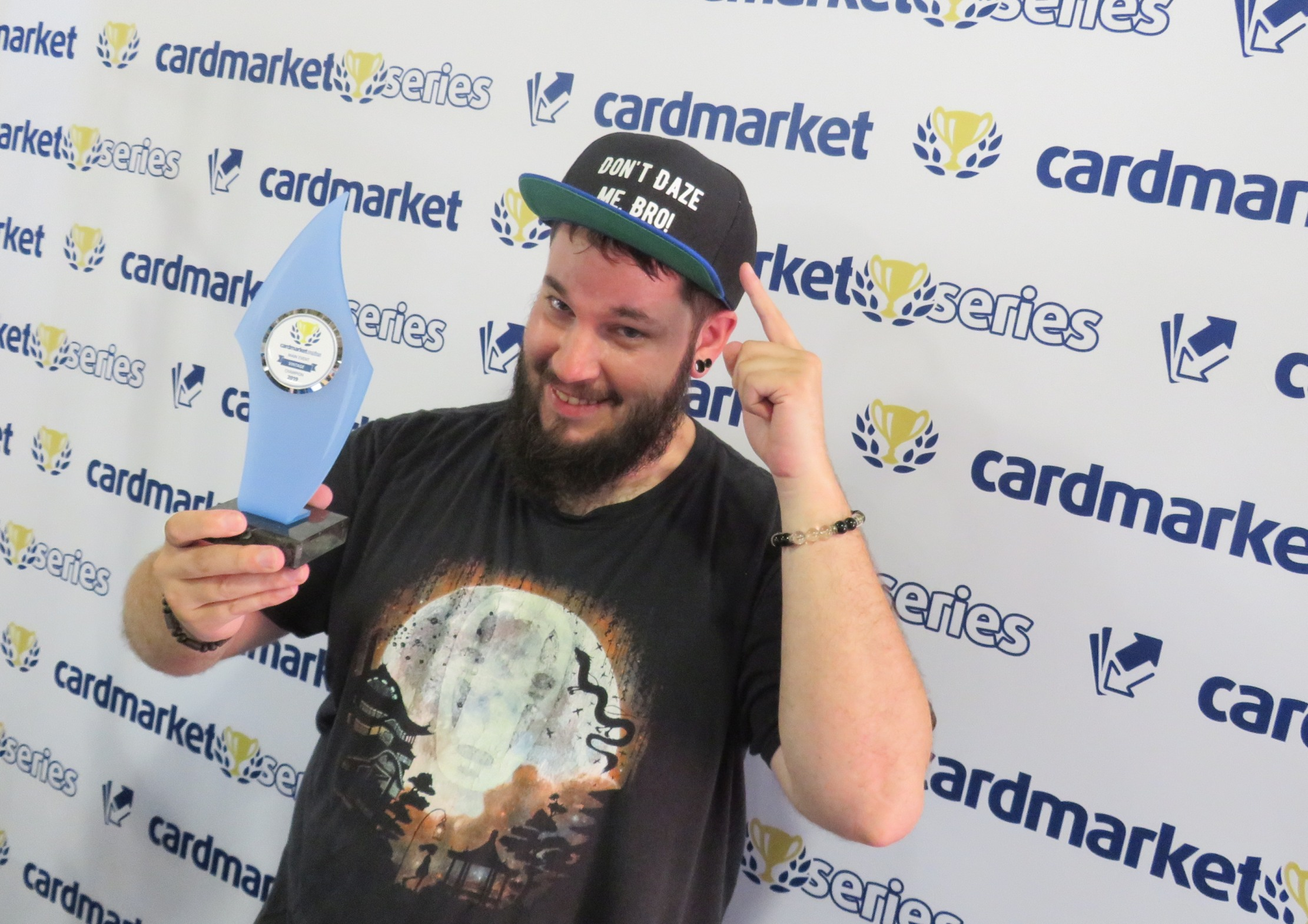 The Vintage Top 8 at Cardmarket Series Paris 2019