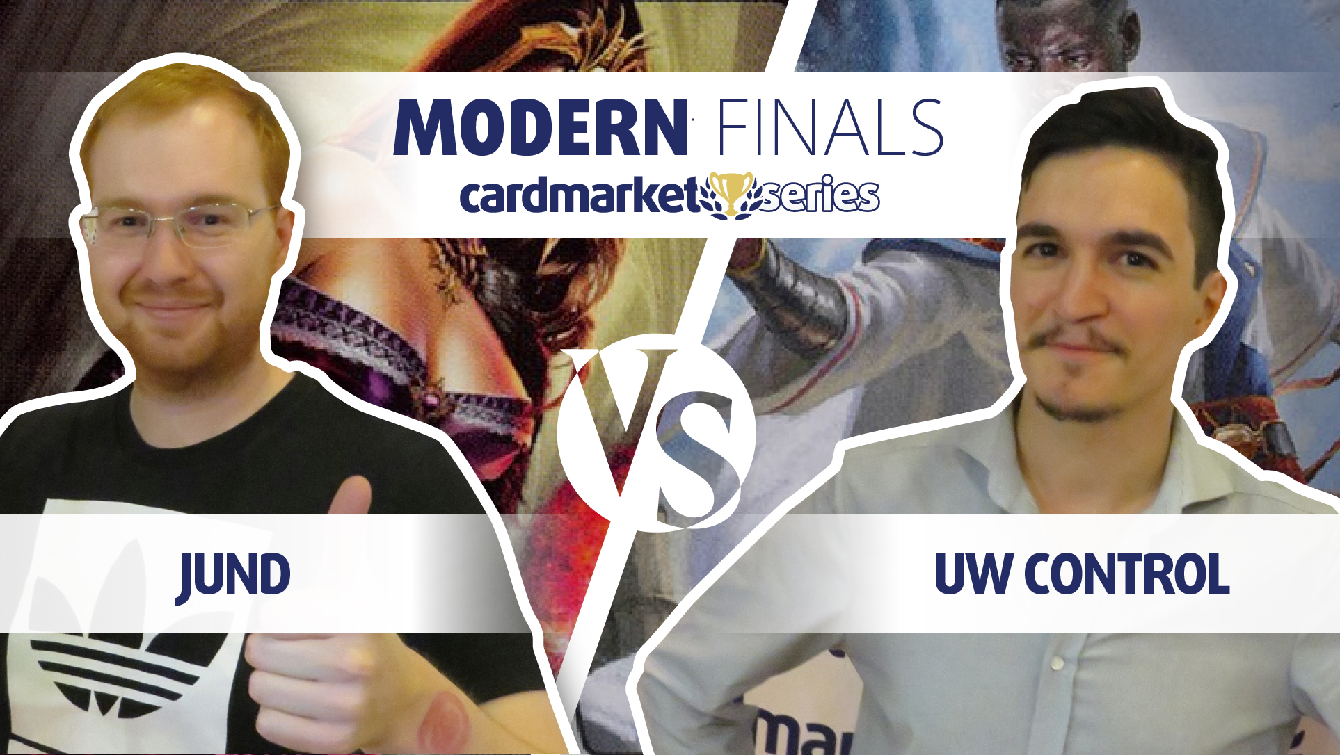 Finals Video Feature Match: Sander vs. Baier