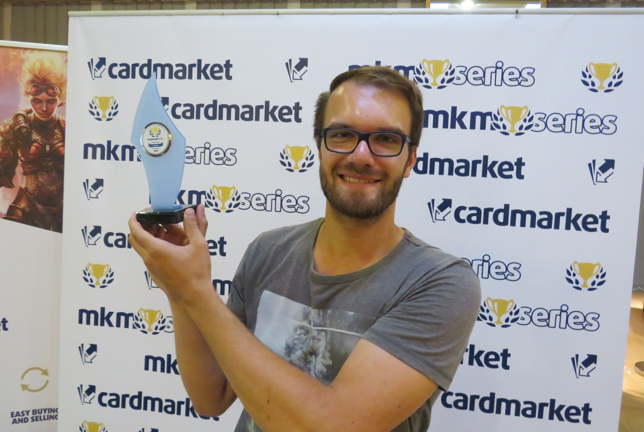 Previously at the Cardmarket Series: Limited in Frankfurt