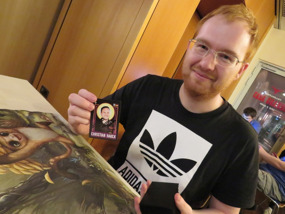 Previously at the Cardmarket Series: Modern in Frankfurt