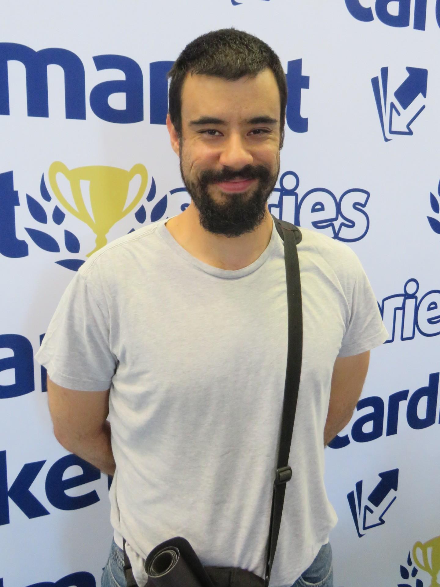 Omar Vallejo
