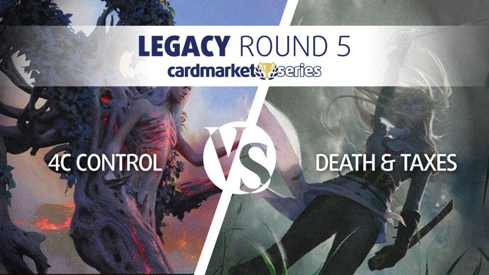Round 5 Video Feature Match: Ziller vs. Douyere
