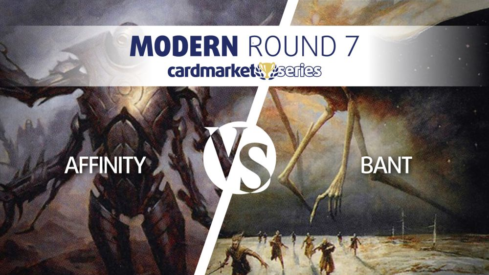 Round 7 Video Feature Match: Baque vs. Vilera